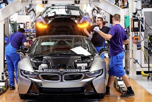 BMW streicht keine Stellen