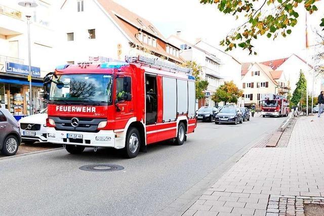 Die Freiwillige Feuerwehr Denzlingen findet nicht genug Freiwillige