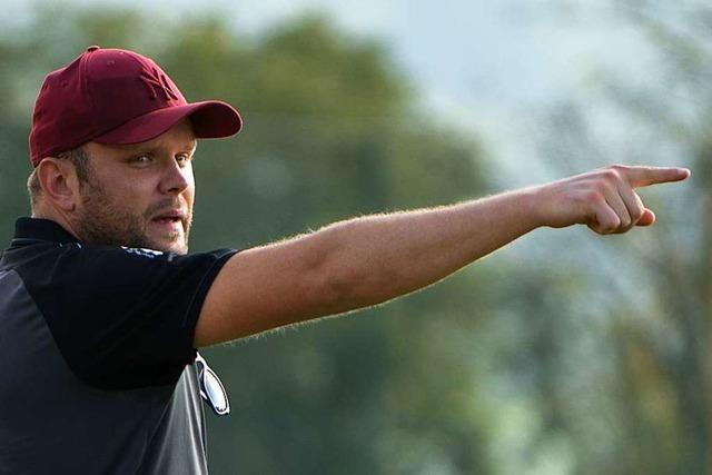 Neu-Trainer Andreas Braunagel will den FC Wallbach stabilisieren