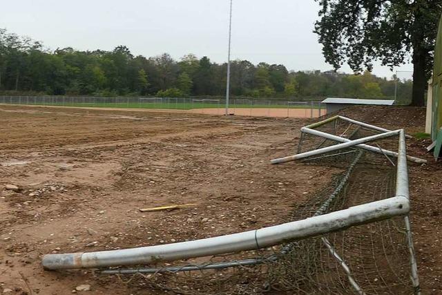 FC Neuenburg startet Crowdfunding für die Sanierung seines Rasenplatzes