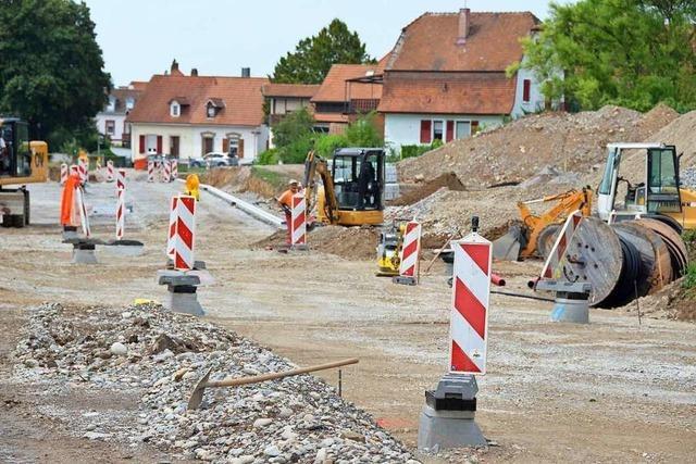 Warum Grenzach-Wyhlen seit Jahren auf 4,3 Millionen Euro von der Bahn wartet