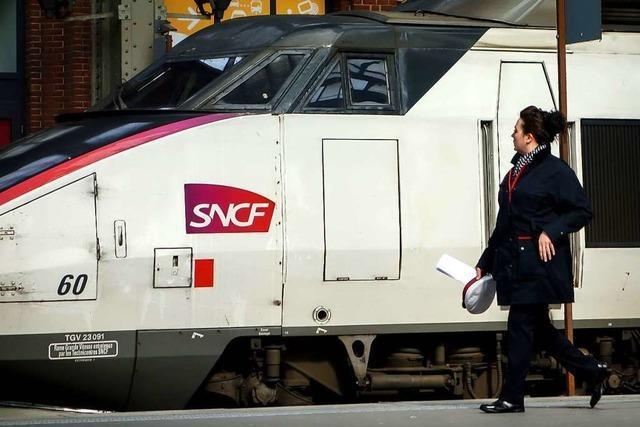 Streik in Frankreich trifft auch den Zugverkehr