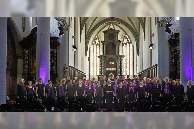 Doppelkonzert zur Adventszeit in Freiburg