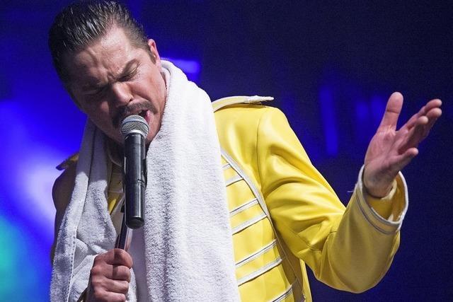 Queen Revival Band kommt im Februar 2020 wieder nach Bad Säckingen