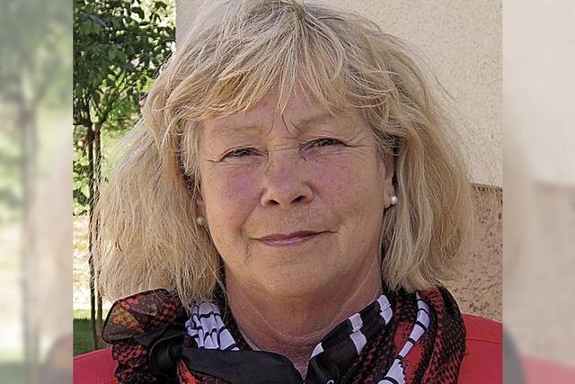 Roswitha Heidmann, ein Leben im Ehrenamt