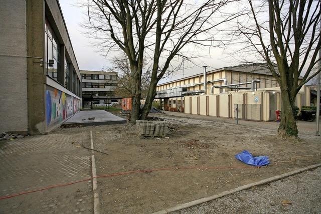 Ersatzfläche für Schulhof