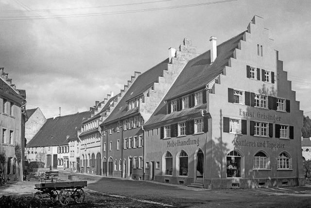 Die Kirchstraße hieß früher Hafnergasse