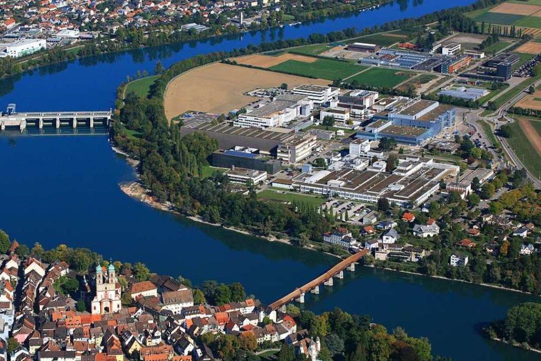Auf dem Novartis-Campus in Stein im Aa...Zell- und Gentherapie eröffnet worden.  | Foto: Novartis