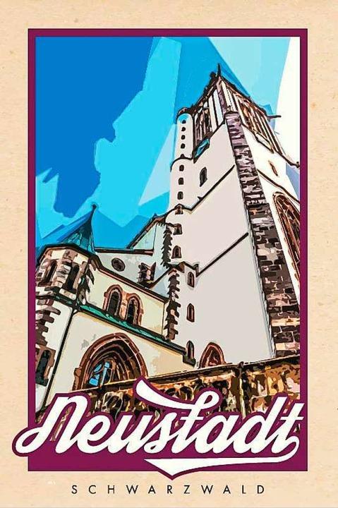 Das Neustädter Münster aus der Froschperspektive  | Foto: Torsten Deigner