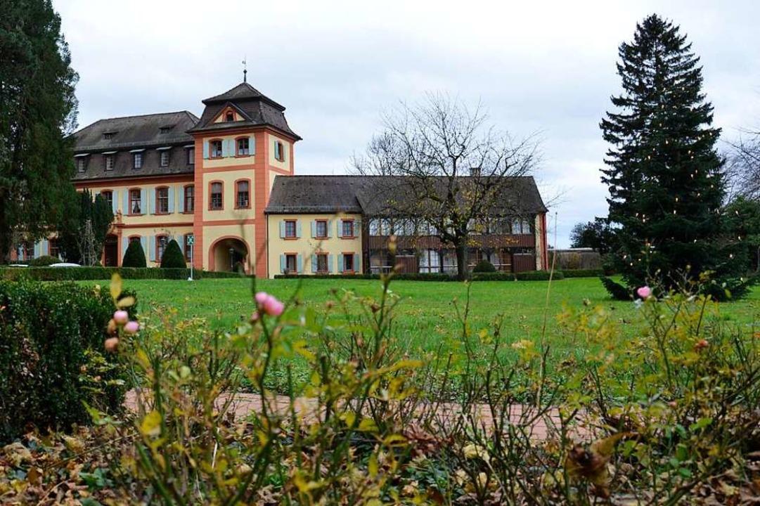Was passiert mit dem Malteserschloss? ...rage gilt es in Heitersheim zu klären.    Foto: Sophia Hesser