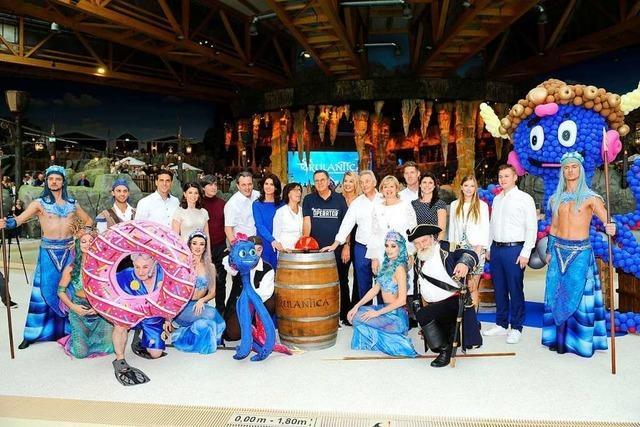 Wasserwelt Rulantica hat nun ganz offiziell ihre Tore geöffnet