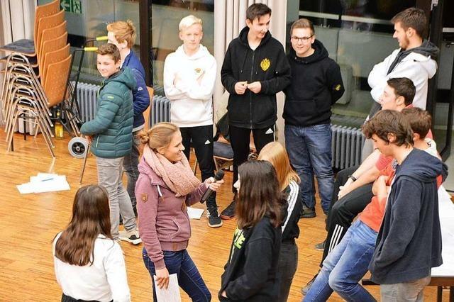 Wie war's beim zweiten Jugendhearing in Grenzach-Wyhlen?