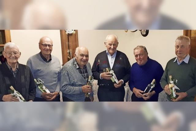 110 Jahre im Dienst der Ringsheimer Landwirte