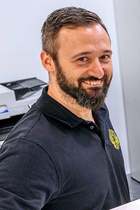 Hat Galgenhumor: RG-Sportchef Ralf Wagner   | Foto: Thorsten Springmann
