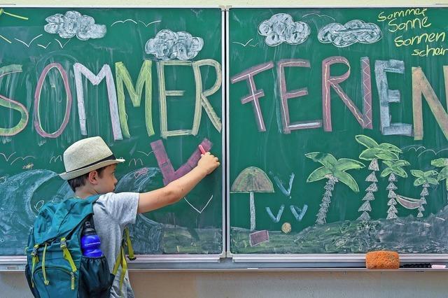 Bundesländer streiten über die Sommerferien