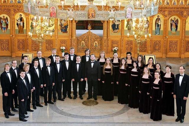 Nutzen Sie die Gewinnchance und lassen Sie sich mit etwas Glück vom Moskauer Kathedralchor auf Weihnachten einstimmen!