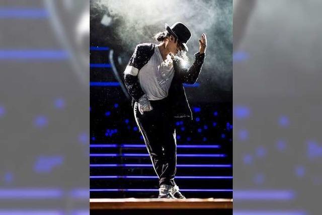 Tickets für die Michael-Jackson-Show