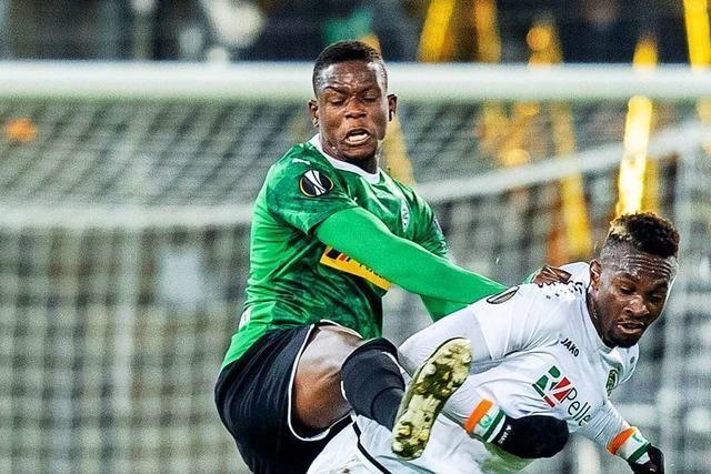 Mönchengladbach gewinnt 1:0 gegen Wolfsberg – Basel verliert in Krasnodar