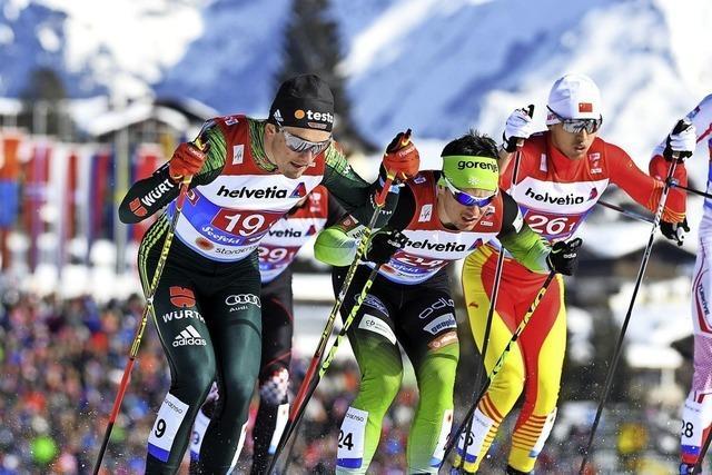 Langläufer Janosch Brugger startet in den Weltcup-Winter