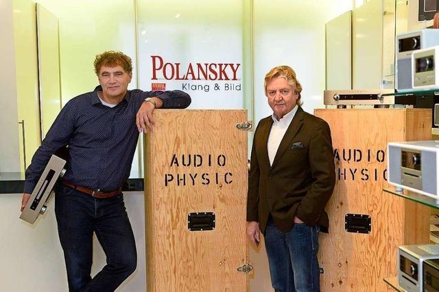 Das Hi-Fi-Fachgeschäft Polansky schließt – aus Personalmangel