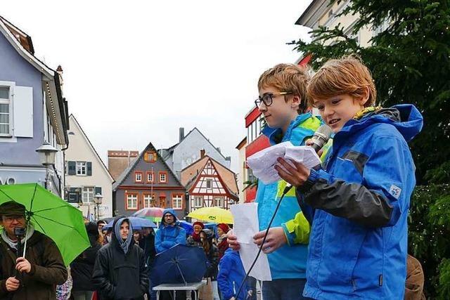 Klimabündnis droht mit Straßenbesetzungen
