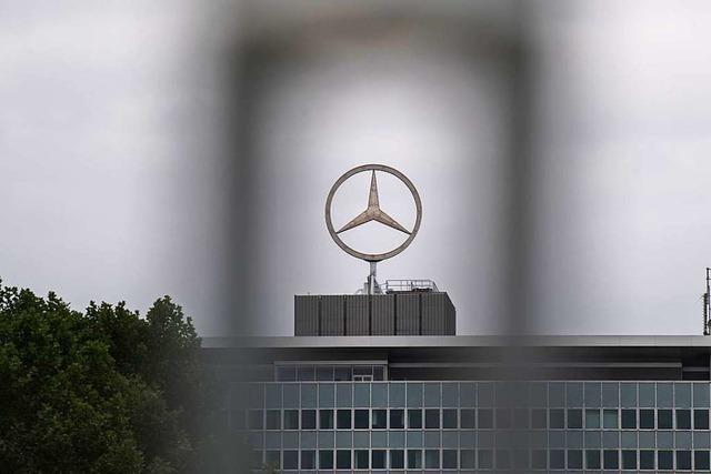 Daimler streicht mindestens 10.000 Stellen bis Ende 2022
