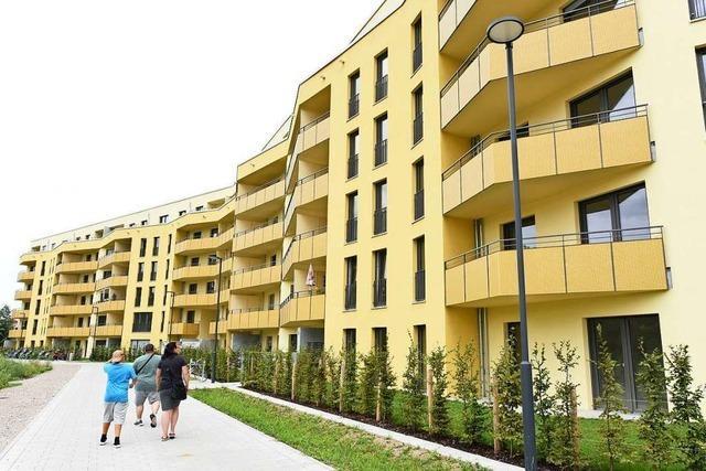 Familien in Freiburg haben die Wahl zwischen Wegziehen und warten