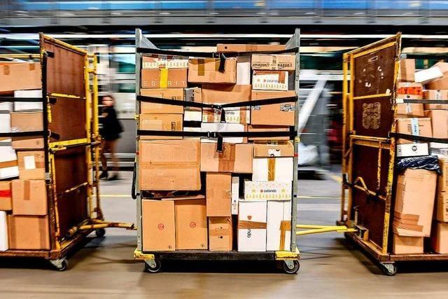 Zustellerin unterschlägt in Waldshut-Tiengen 130 Pakete