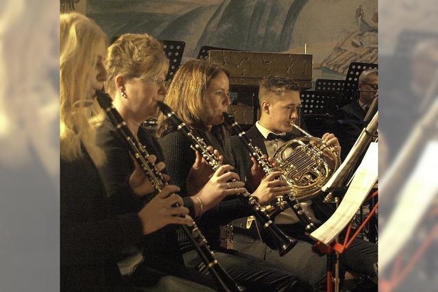 Musikverein Rickenbach gibt Konzert in den Gemeindehalle Willaringen