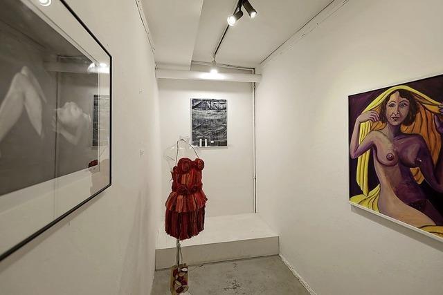 Eine hintergründige Ausstellung