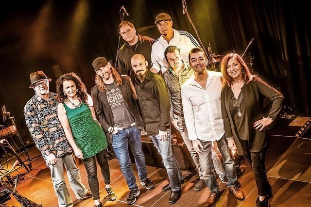 Funky, jazzy, groovy: Fonkzone gastiert im Offenburg KiK