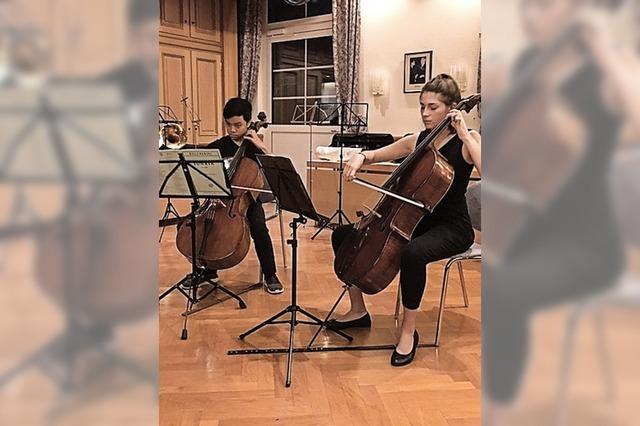 Junge Talente präsentieren Klassiker