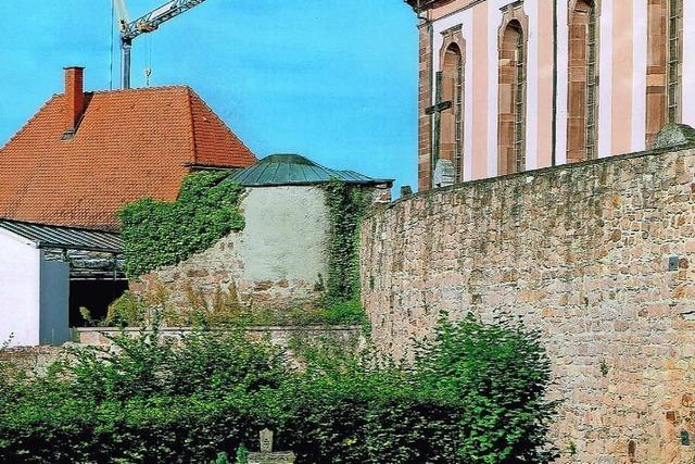 Standort eines weiteren Mauerturms entdeckt