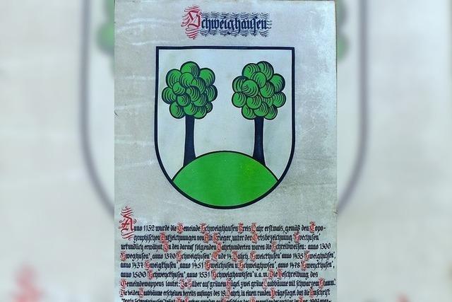 Zu guter Letzt Die Geschichte des Wappens