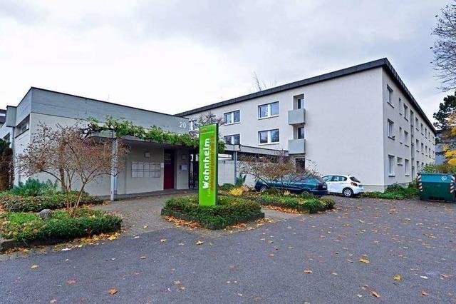 Studierendenwerk plant Anbau für Wohnheim in Freiburg-Mooswald