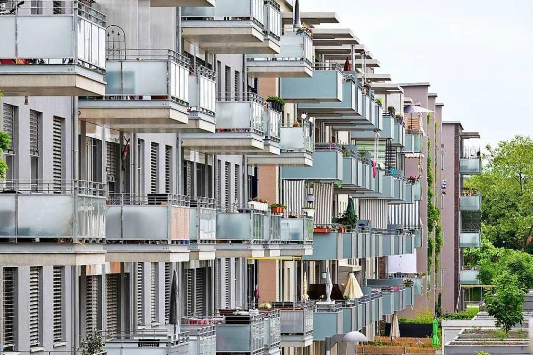 Fast 42 Prozent des Einkommens investi...ch fast das Schlusslicht (Archivbild).  | Foto: Thomas Kunz