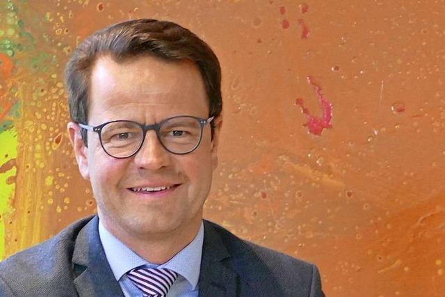 Ein Jahr im Amt als OB: Marco Steffens über Erfolge, Ziele – und die Vorzüge Offenburgs