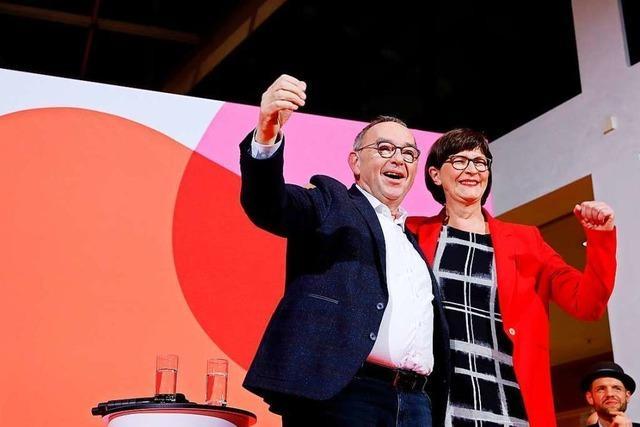 Das Sargnagel-Votum der SPD-Mitglieder