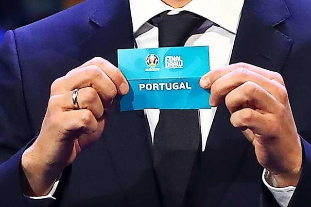 Deutschland bekommt Frankreich und Portugal als EM-Gruppengegner