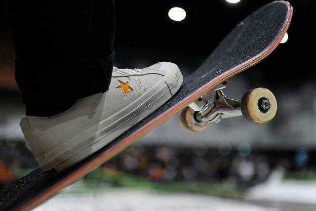 Deutschlands beste Skater beim COS Cup im Europa-Park