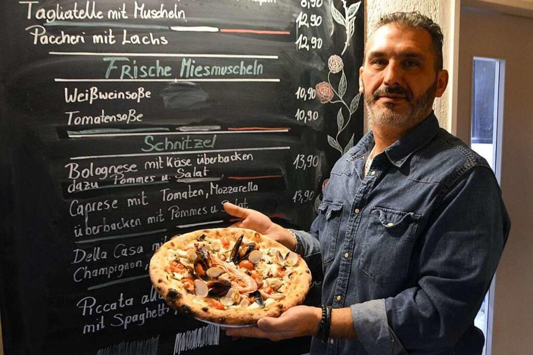 Carmelo Lombardo mag die sizilianische Küche.  | Foto: Horatio Gollin