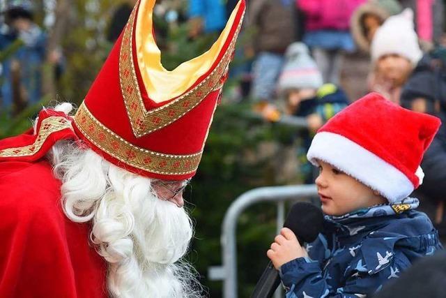 Fotos: Weihnachtsmarkt in Grenzach-Wyhlen