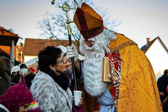 Weihnachtsmärkte im südlichen Breisgau