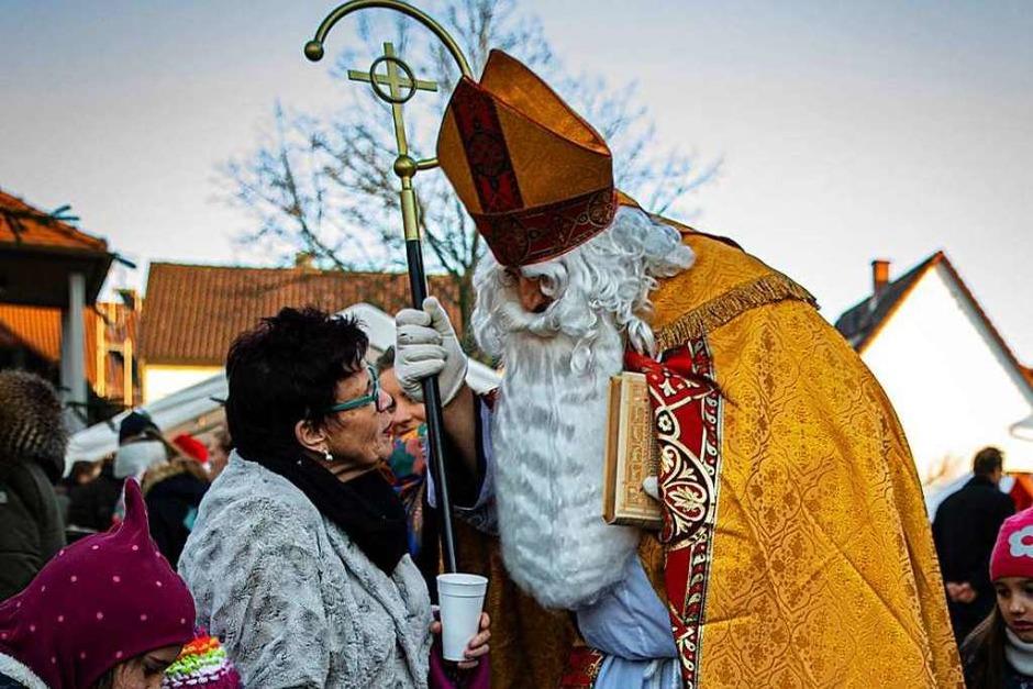 In Horben, Sölden, Norsingen, Schallstadt, Pfaffenweiler und Merzhausen fanden Weihnachtsmärkte statt. (Foto: Hubert Gemmert)