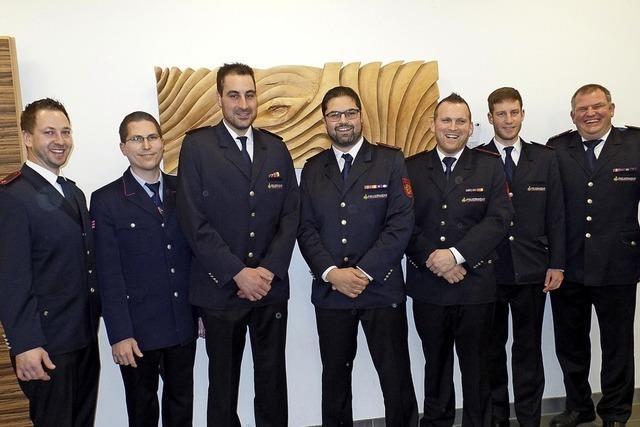Neuer Kommandant bei der Feuerwehr Laufenburg