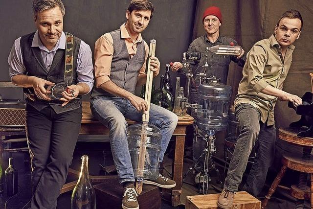Quartett Glas Blas Sing gibt besonderes Weihnachtskonzert in Wutöschingen