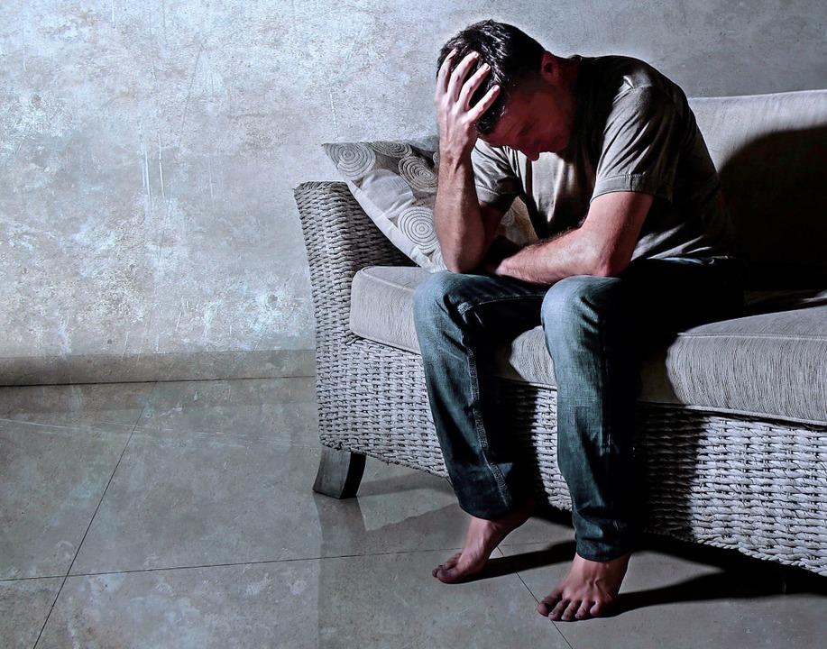 Eine Trennung kann sehr schmerzhaft sein.  | Foto: TheVisualsYouNeed (adobe.com)