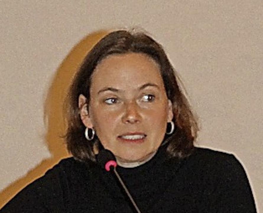 Yvonne Baum   | Foto: Karin Heiß