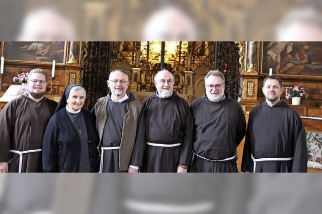 Wechsel im Kloster