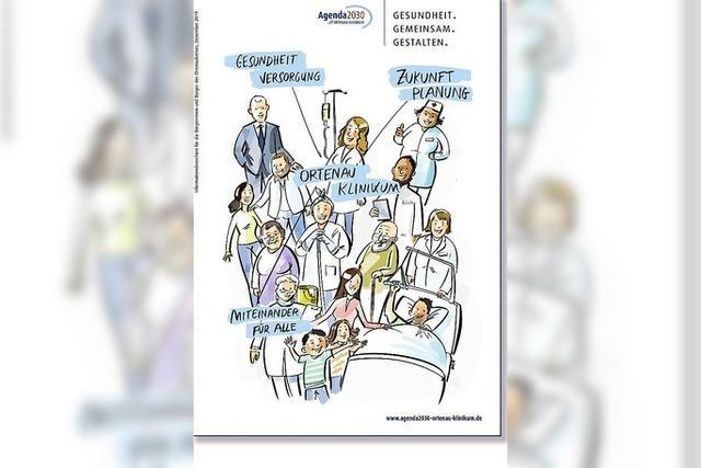 64 Seiten zur Klinikplanung in der Ortenau